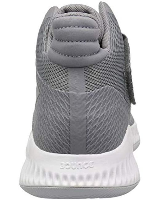 670f1c87606f ... Adidas - Gray Explosive Bounce 2018 Basketball Shoe for Men - Lyst ...