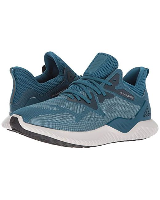 online retailer 100f3 88352 ... Adidas Originals - Blue Alphabounce Beyond Running Shoe for Men - Lyst  ...