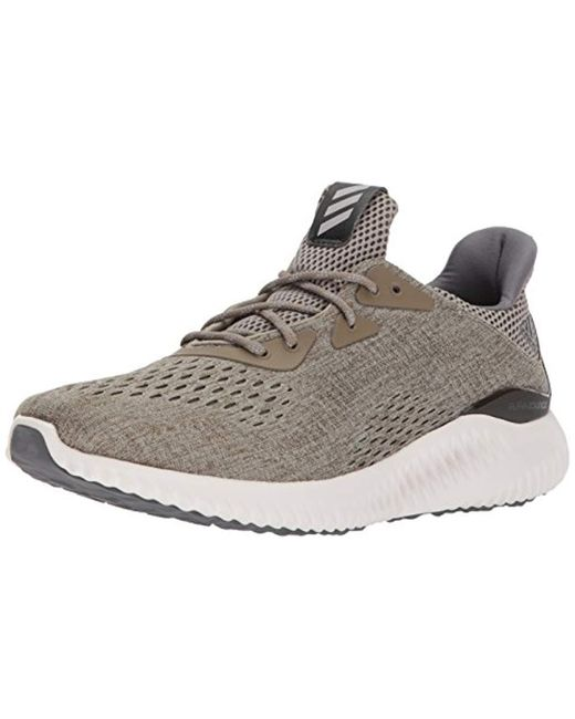 Adidas - Gray Alphabounce Hpc Ams W Running Shoe for Men - Lyst
