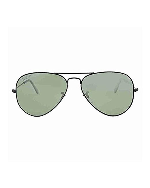 Ray-Ban - Green Rb3025 62mm Sunglasses - Lyst