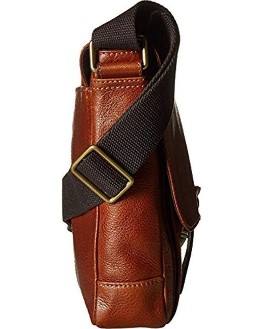... Fossil - Brown Defender Ew City - Lyst