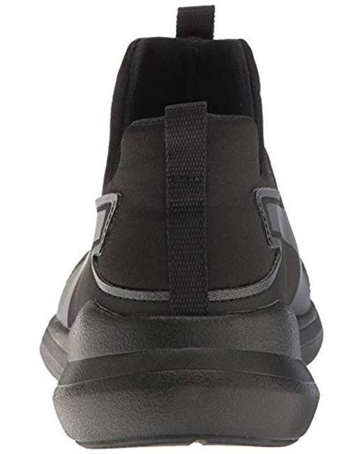 251e11b9600e Lyst - Puma Rebel Mid Wns Sneaker in Black - Save 67.14285714285714%