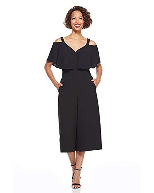 a1722f1a8ba9 Lyst - Maggy London Shay Jumpsuit in Black - Save 55%