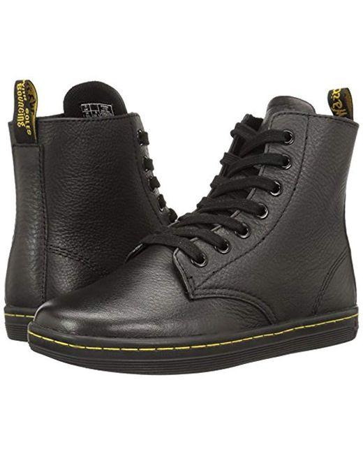 Women's Dr.martens R14687 Leyton Boots Black