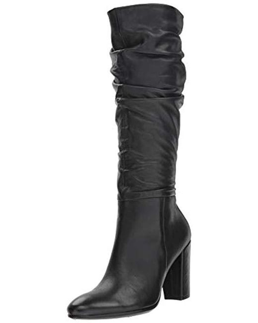 4bc198e855d Ecco - Black Shape 75 Slouch Fashion Boot - Lyst ...