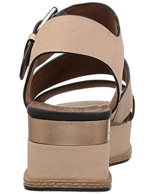 c4290f70bbc9 Lyst - Naturalizer Billie Espadrille Wedge Sandal in Purple - Save 55%