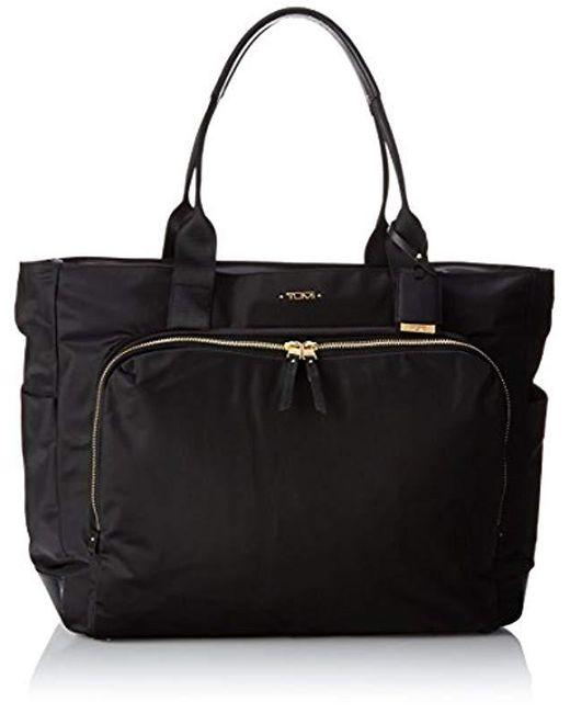 Tumi - Black - Voyageur Mansion - Madrid Duffel Bag - Shoulder Tote Bag For - Lyst