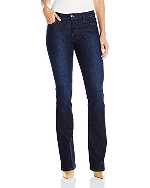 Joe's Jeans - Blue Icon Mid-rise Bootcut - Lyst