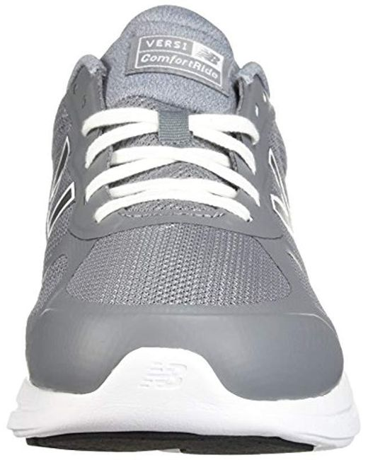 79ce8d685f8 Men's Gray Versi V1 Cushioning Running Shoe