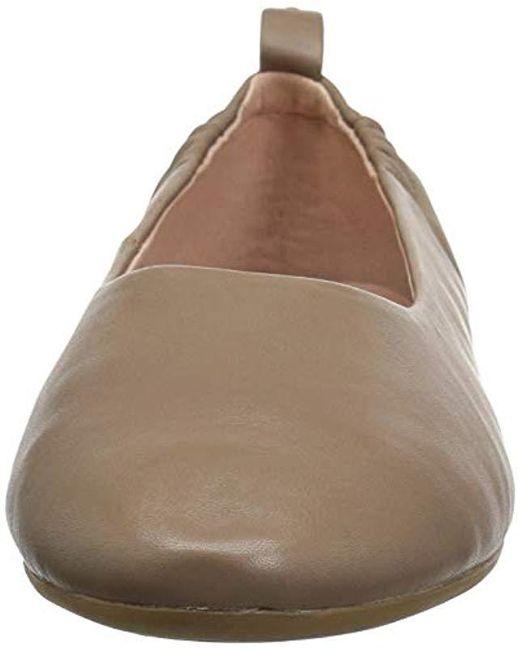 f8857414be10 ... Taryn Rose - Multicolor Bess Ballet Flat - Lyst ...