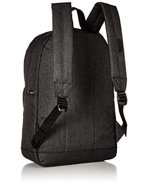 ... Herschel Supply Co. - Black Pop Quiz Mid-volume Backpack - Lyst ... 63b1055556