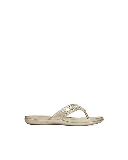 Kenneth Cole Reaction - Multicolor Glam-a-thon 2 Glitzy Thong Sandal Flip-flop - Lyst