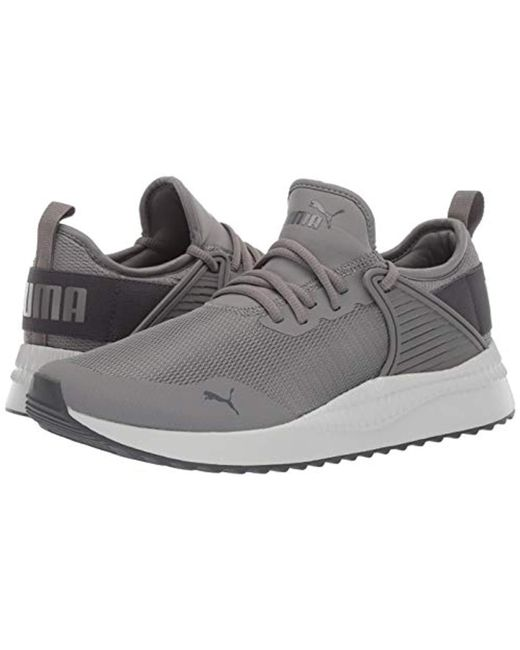 Men's Gray Pacer Next Cage Sneaker