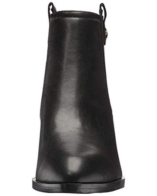 3cde499b07b2c Lyst - Tommy Hilfiger Roxy Ankle Boot in Black - Save 44.30379746835443%