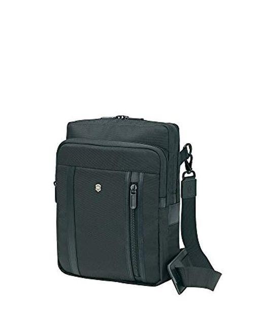 Victorinox - Black Werks Professional 2.0 Crossbody Laptop Bag Laptop Messenger Bag for Men - Lyst