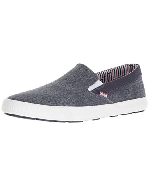 Ben Sherman - Blue Pete Slip On Sneaker for Men - Lyst