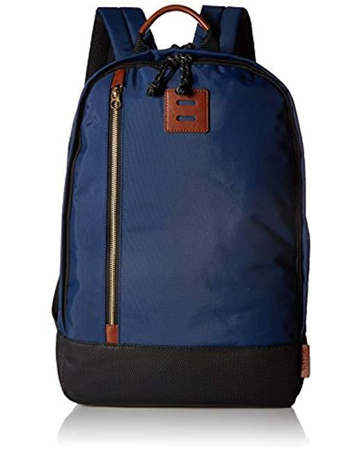 1354f72b80ba Fossil - Blue Nasher Backpack