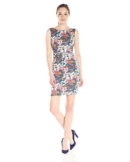 Plenty by Tracy Reese - Blue Dresses Ginger - Lyst