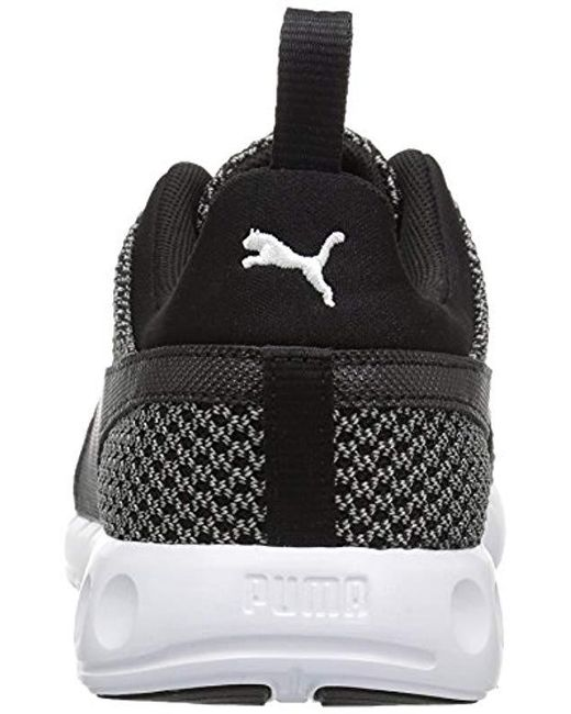 18a058bf7748 ... PUMA - Black Carson Knitted Cross-trainer Shoe for Men - Lyst ...