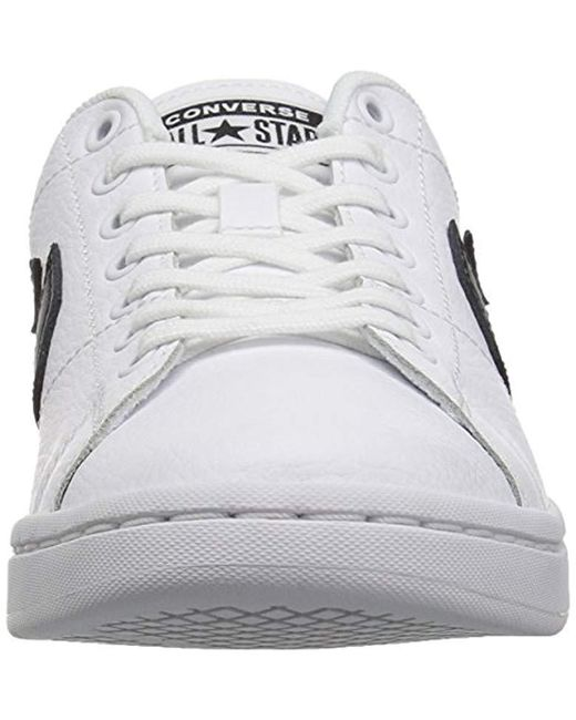 d762ae897f3350 ... Converse - White All-court Low Top Sneaker - Lyst ...