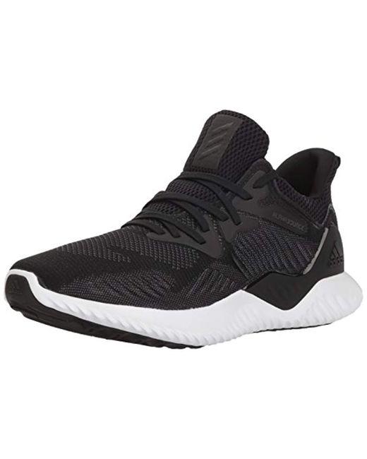 Adidas - Black Alphabounce Beyond W Running Shoe - Lyst