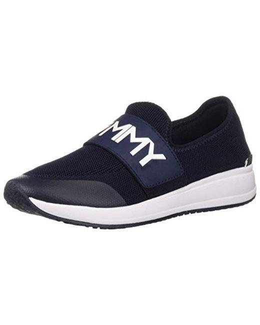 bf24304cfb980a Tommy Hilfiger - Blue Rosin Sneaker - Lyst ...