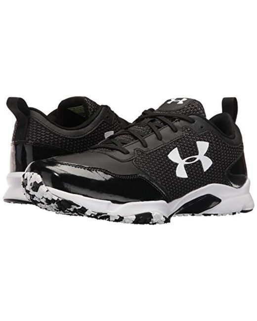 2833fdc5c9f Under Armour Ultimate Turf Trainer in Black for Men - Save 7% - Lyst