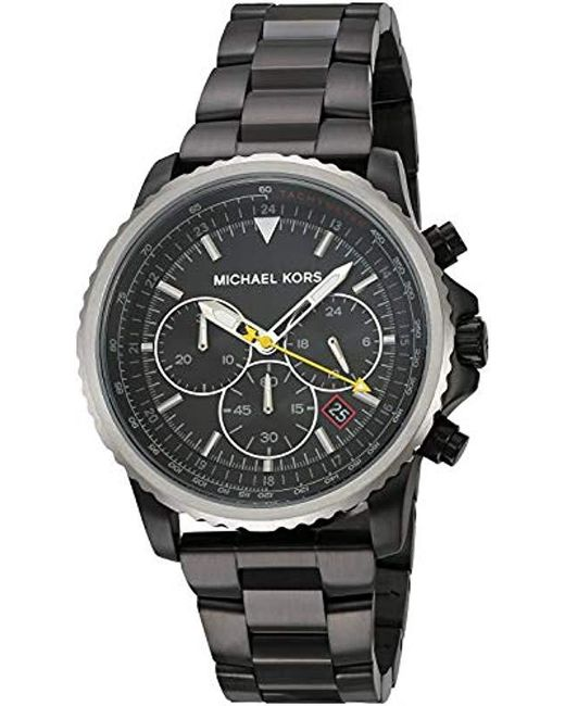 aa46158d0f99 Michael Kors - Theroux Analog-quartz Watch With Stainless-steel-plated  Strap