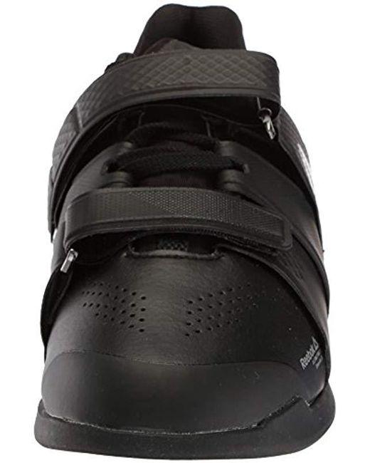 2a73a0b1b178bf Lyst - Reebok Legacy Lifter Sneaker in Black for Men - Save 34%
