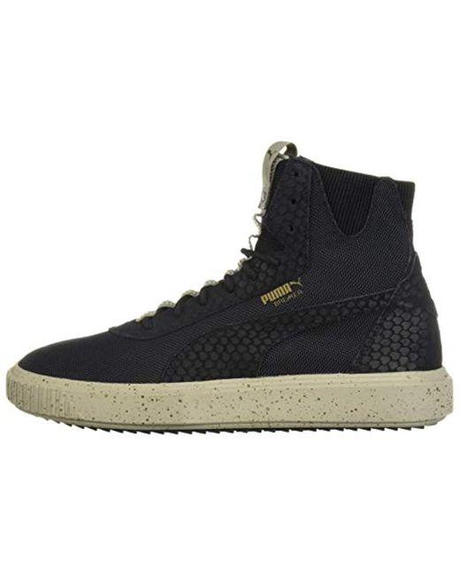 6ff8d6ea4e6f Lyst - PUMA Breaker Hi Sneaker in Black for Men - Save 25%
