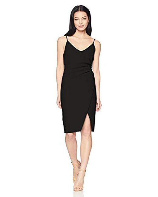 Black Halo - Black Bowery Petite Tailored Sheath Dress - Lyst