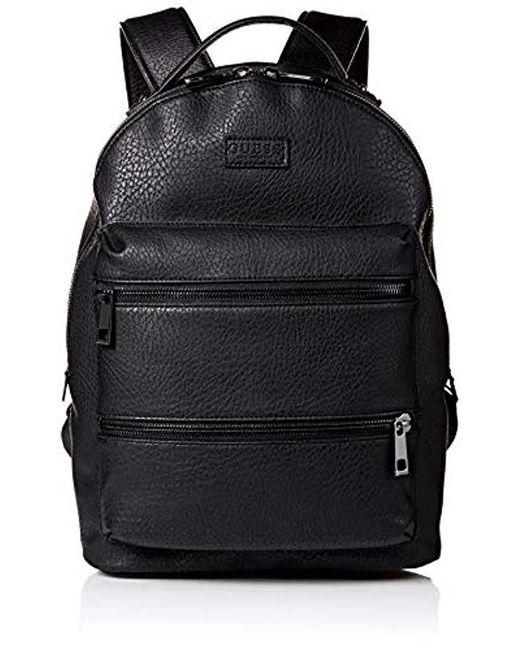 a8986a4c1ee ... super popular a2862 0ddb0 Guess - Black The Standard Pebble Grain  Backpack for Men - Lyst  new york 6e33d f7e4e Lyst - Adidas Originals Ob  Tricot ...