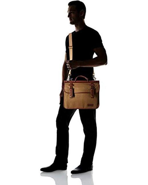 f85efcd9ca ... Tommy Hilfiger - Multicolor Workhorse Dowel Flap-over Messenger Bag for  Men - Lyst