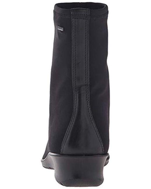 4938c69f389 ... Ecco - Black Felicia Gore-tex Boot - Lyst ...