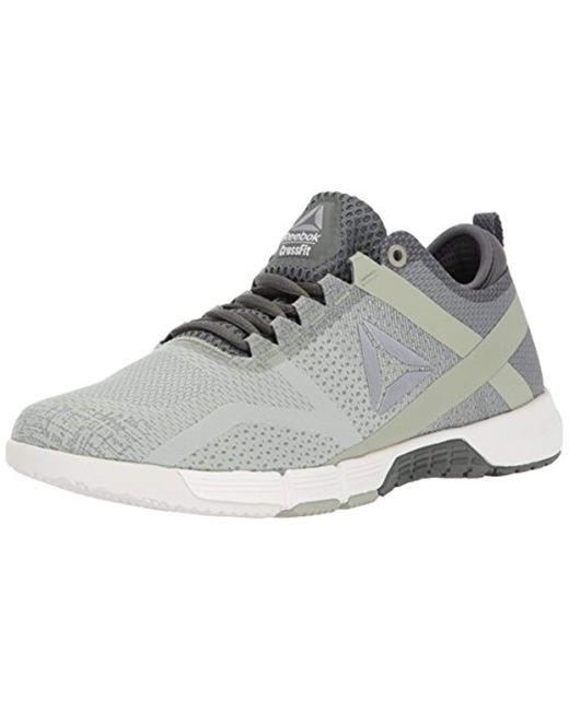 Lyst - Reebok Crossfit Grace Tr Cross Trainer in Gray - Save 7% a55165a24