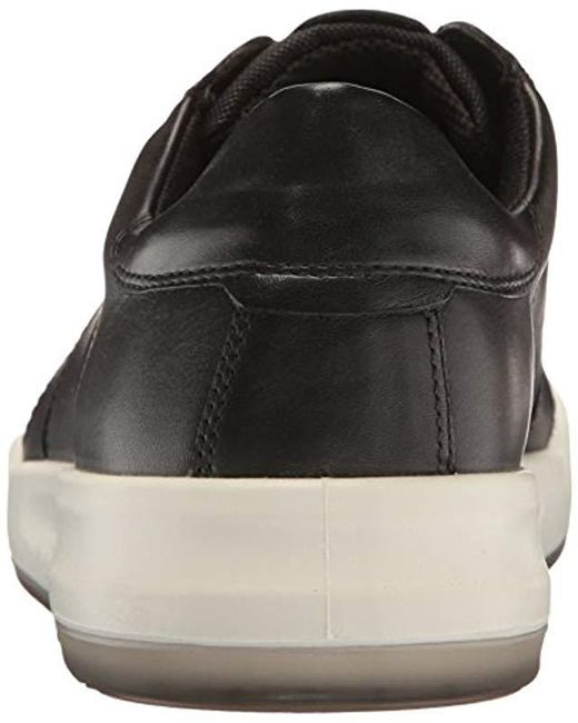 6abbcac823ab Lyst - Ecco Jack Sneaker Fashion Sneaker in Black for Men - Save 23%