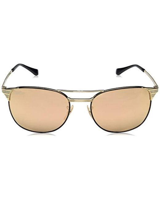 d86b4c2298 ... Ray-Ban - Black S Signet Sunglasses (rb3429) Metal for Men - Lyst ...