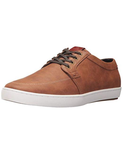ALDO - Brown Iberarien Fashion Sneaker for Men - Lyst