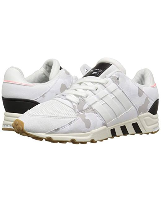 official photos 28da8 57d4f ... Adidas Originals - White Eqt Support Rf Fashion Sneaker for Men - Lyst  ...