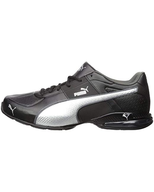 e4fc94a6bd ... PUMA - Black Cell Surin 2 Fm Cross-trainer Shoe for Men - Lyst ...