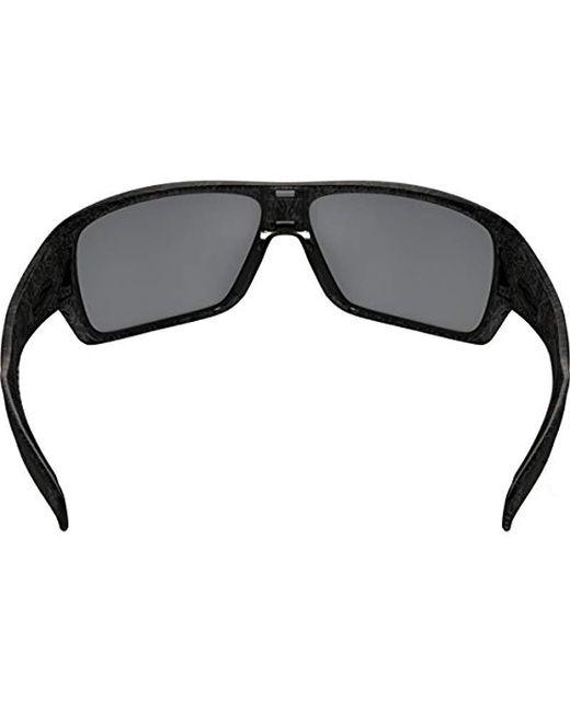 f41ad5a5fd ... Oakley - Black Turbine Rotor Sunglasses - 39 s for Men - Lyst ...