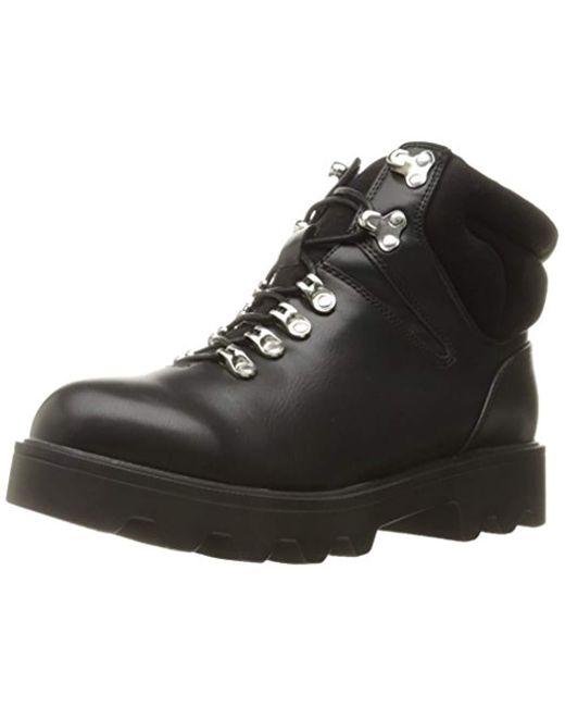 N.y.l.a. - Black 16w0902401 Work Boot - Lyst