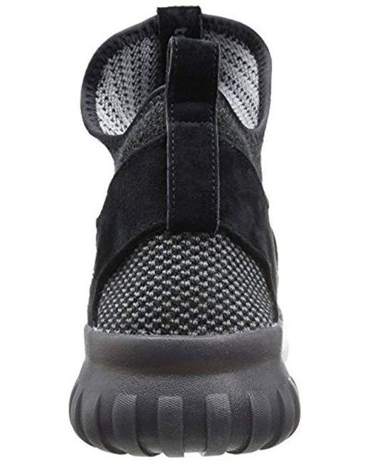 size 40 e63c0 c26cf adidas -originals-BlackDark-ShaleCh-Solid-Grey-Tubular-X-Pk-Fashion-Sneaker.jpeg