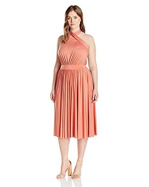 Rachel Pally - Multicolor Plus-size Tea Dress - Lyst