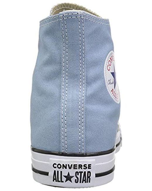 e849b743697848 ... Converse - Blue Unisex Chuck Taylor As Specialty Hi Lace-up for Men -  Lyst ...