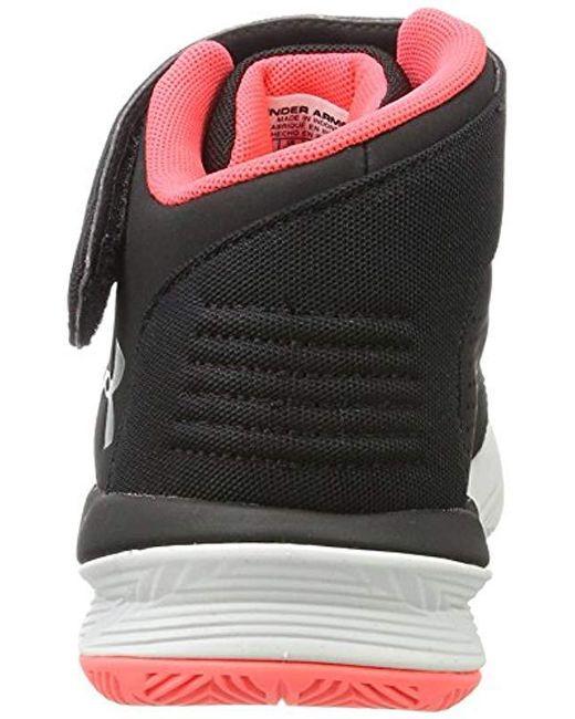 ... Under Armour - Black Ua Get B Zee Basketball Shoes for Men - Lyst ... b40d1e9f81