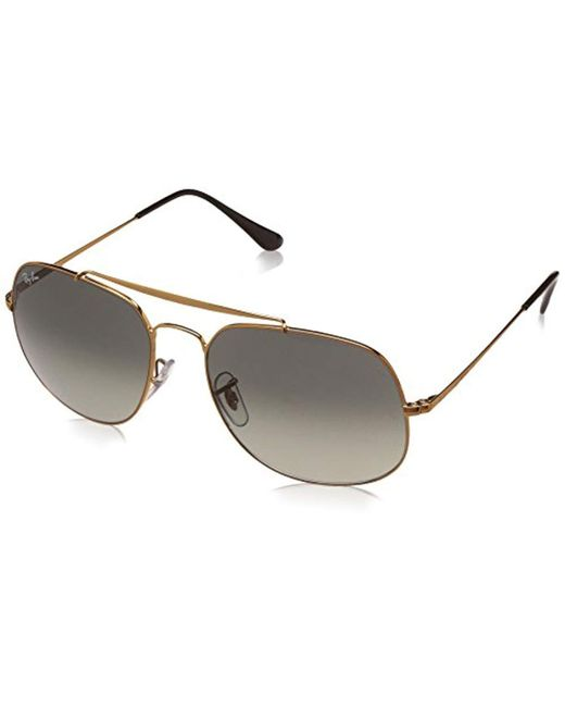 84797fdea13 Ray-Ban - Multicolor Rb3561 The General Sunglasses for Men - Lyst ...