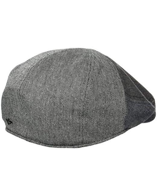 cf187f5261c ... Dockers - Gray Ivy Newsboy Hat for Men - Lyst ...