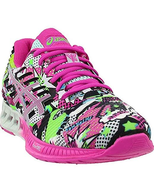 acheter populaire c1005 68733 Women's Pink Fuzex Running Shoe