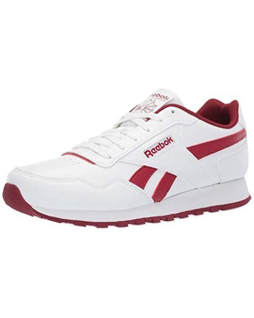 ec737ec798479 Reebok - White Classic Harman Sneaker for Men - Lyst ...